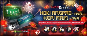 INDOTOGEL HOKI ANGPAONYA HEPI MAINNYA
